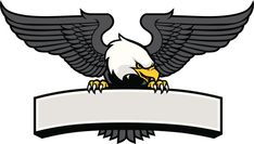 eagle mascot griping the sign vector art illustration Team Logo Design, Logo Desing, Eagle Mascot, Eagle Logo, Logo Esport, Logo Free, Animal Body Parts, Esports Logo, Joker Art