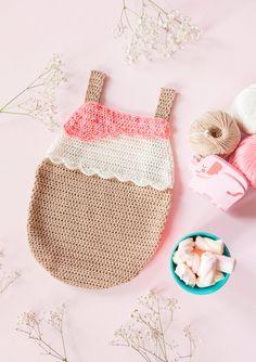 SWEET Bare Necessities Baby Bonnet /& Fancy Pants//Crochet Pattern Instructions