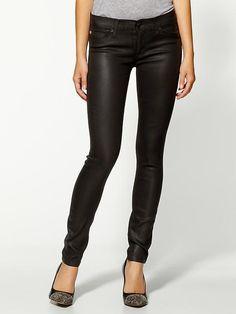 Hudson Jeans Krista Super Skinny Wax Jeans | Piperlime