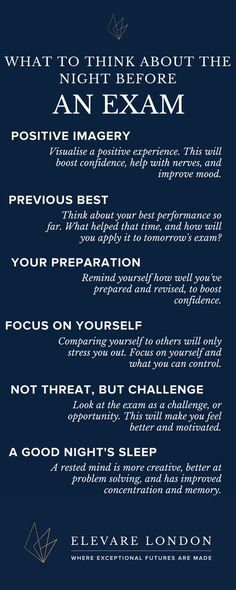 Night before exam preparation ★·.·´¯`·.·★ follow @motivation2study for daily inspiration