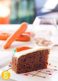 Carrot cake  Photo shoot in İstanbul, Turkey