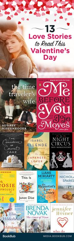 Looking for romantic books to read before Valentine's Day? These reads will melt, break, and warm your heart.