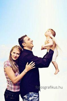 Babafotózás, gyermek, családi fotózás