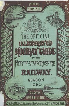 Image taken from page 7 of 'The Official Illustrated Holiday Guide to the North Staffordshire Railway. [With illustrations.]' | Flickr - Photo Sharing!