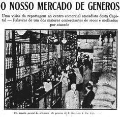 Até meados da década de 1950, os paulistanos não tinham supermercado na cidade…