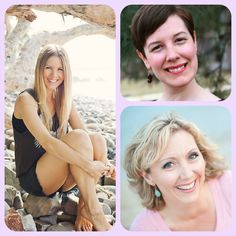 Jessica Ainscough - Sally McGraw - Michelle Marie McGrath All amazing contributors to 'Build Your Biz and Blog With Love' http://www.beautifulyoubyjulie.com/2012/11/build-your-biz-and-blog-with-love-digital-guide-your-amazing-contributors/