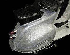 Swarovski Studded Vespa, 150, 000 crystals