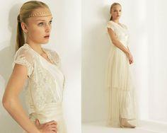 Vestidos de novia de Otaduy 2013 #boda #vestidos