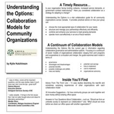 Understanding the Options: Collaboration Models for Community Organizations by Kylie Hutchinson | Explore all trending - 4Good