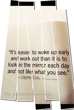 It's Easier To Wake Up Early