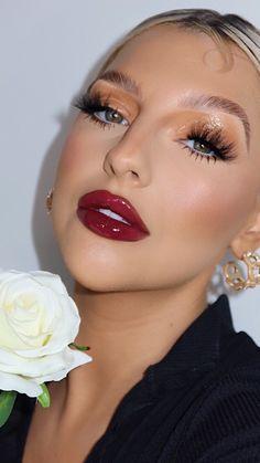 Beauty And The Beat, Beauty Make Up, Hair Beauty, Makeup Tutorials, Makeup Ideas, Makeup Tips, Glam Makeup, Eye Makeup, Hair Makeup