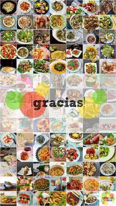 Sugg-r and some Salt: 97 delicious and creative summer salads - 97 deliciosas ensaladas de verano