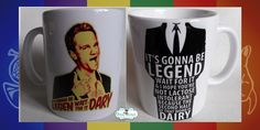 Caneca How I Met Your Mother - Mod . 4