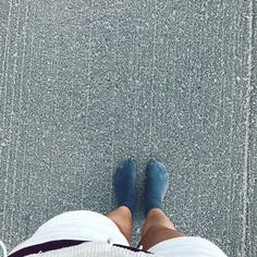 I don't enjoy wearing shoes everywhere - so sometimes I find it necessary to walk just with my socks on #barefoot#socksonly#walking#nature#explore#body#consciousness#reality#awakening#joy