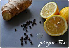 Smila´s World - {Blog}: Ginger Tea
