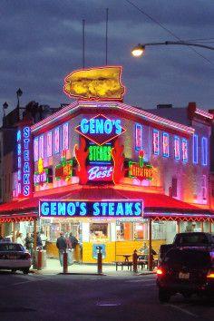The World Famous Cheesesteak Philadelphia,, PA