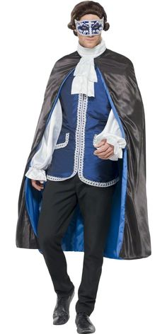 Masquerade Costumes for Men | Masquerade Ball Gowns Costumes
