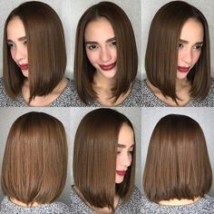 Best New Bob Hairstyles 2019 - The UnderCut Best New Bob Hairstyles Would you like to get a new look? We offer you to check the New Bob Hairstyles 2018 – 2019 we have handpicked just for you. Stacked Bob Hairstyles, Long Bob Haircuts, Long Bob Hairstyles, Wedding Hairstyles, Hairstyles 2018, Popular Hairstyles, Trendy Hairstyles, Medium Hair Styles, Curly Hair Styles