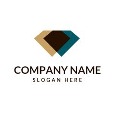 Double Outlined Diamond logo design Initials Logo, Monogram Logo, Letterhead Design, Branding Design, Logo Inspiration, Gem Logo, Gem Drawing, Logo Design Trends, Design Design