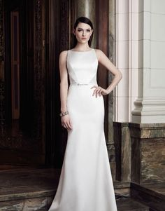 Fantastic figure hugging gowns in the Fall 2015 collection from @mikaellabridal! http://www.weddingdressexpert.co.uk/dress-gallery/?filtering=1&filter_designer=370&filter_year-of-collection=493