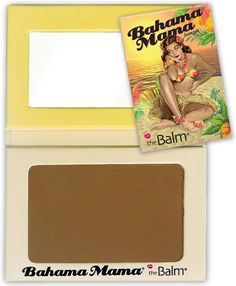 WILL BE REPURCHASED!  Bahama Mama®  This is my favorite bronzer, contouring powder ever. doesn't look orange on my skin, very build able, just love it!