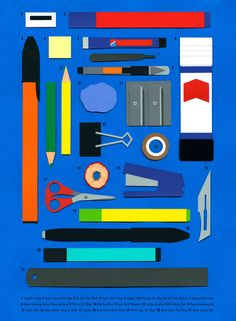 graphic design tool kit