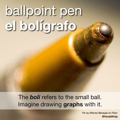 My American father comes to visit me in Romania once every 5 to 6 years. Free Spanish Lessons, Learn Spanish Free, Learn Spanish Online, Learning Spanish, Spanish Words, Spanish Language, Language Lessons, Ballpoint Pen, Romania