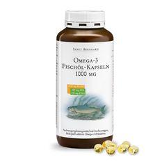 Omega-3-Fischöl-Kapseln 1000 mg