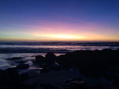 Pre dawn miami beach