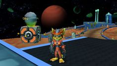 Ratchet & Clank: Size Matters on Playstation 2