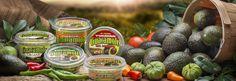 Yucatan Guacamole   Products   Guacamole Hummus