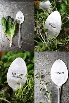 Eat your greens !  Photo: Suklaamarenki-blog