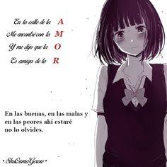 Amor. #ShuOumaGcrow #Anime #Frases_anime #frases