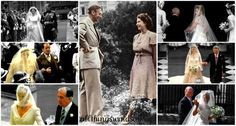 allthingswindsor:  Windsor Family Edits-Fathers and Dauthers-left-Princess Anne and Duke of Edinburgh, Princess of Wales and John, Earl Spencer, Countess of Wessex and Christopher Rhys-Jones; right-Autumn Phillips and Brian Kelly, Duchess of Cambridge and Michel Middleton, Zara Phillips and Mark Phillips; center-King George VI and then Princess Elizabeth