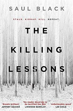 The Killing Lessons - When the two strangers turn up at Rowena Cooper's isolated Colorado farmhouse, she knows instantly that it's the end of everything. For the two haunted and driven men, on the other hand, it's just another stop on a long and bloody journey. And they still have many miles to go, and victims to sacrifice, before their work is done.