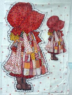 Holly Hobby Quilt Patterns Holly Hobbie Sunbonnet Sue