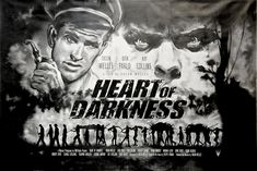 Orson Welles Turns Heart of Darkness Into a Radio Drama, and Almost His First Great Film