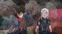 The Dragon Prince, created by Aaron Ehasz (Avatar: The Last Airbender) and Justin Richmond, tells the story of two human princes who forge an. Rayla Dragon Prince, Prince Dragon, Dragon Princess, Rayla X Callum, Dragon Tales, Memes, Disney And More, The Last Airbender, Dreamworks