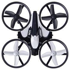 SGILE Mini UFO Quadcopter Dron 2.4G 4 canales de 6 ejes sin cabeza modo de control remoto – Comprar Gangas