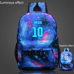 $32.86 (Buy here: https://alitems.com/g/1e8d114494ebda23ff8b16525dc3e8/?i=5&ulp=https%3A%2F%2Fwww.aliexpress.com%2Fitem%2F2016-Barca-backpack-Lionel-Messi-Glow-backpack-men-women-Luminous-Printing-Backpack-Star-School-Bags-for%2F32697485527.html ) 2016 Barca backpack Lionel Messi Glow backpack men women Luminous Printing Backpack Star School Bags for Teenagers Mochila for just $32.86