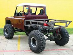 The Evolution of FrankenRover - Pirate4x4.Com : 4x4 and Off-Road Forum