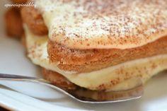 Un dolce della tradizione italiana da realizzare in maniera semplice e veloce, una bontà tutta da gustare!