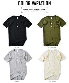 【楽天市場】HOUSTON ヒューストン 21139 SHORT SLEEVE サーマル ヘンリーネック パックTシャツ mss WIP 新生活:ミリタリーセレクトショップWIP