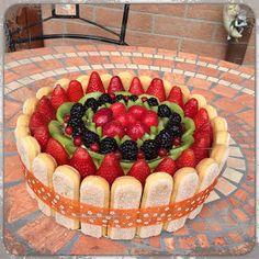 Peccati di torta: Charlotte alla frutta