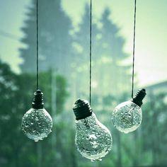Rain Lights by Kateey