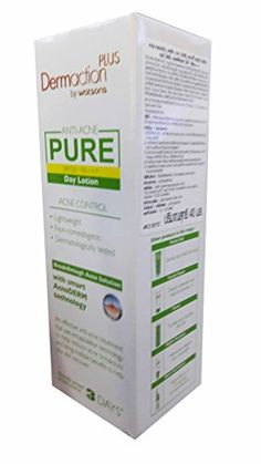 2 Packs of Dermaction Plus by Watsons AntiAcne Pure Day Lotion SPF 50 PA Acne Control Breakthrough Acne Solution 40 ml pack ** Read more reviews of the product by visiting the link on the image.