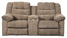 Workhorse Reclining Sofa | Ashley Furniture HomeStore