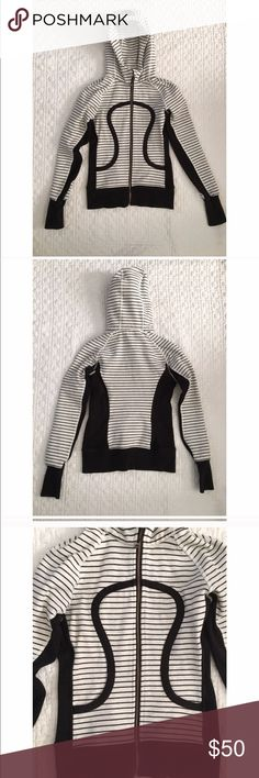 CLEANOUT SALE LULULEMON ATHLETICA HOODIE So cute lululemon athletica Tops Sweatshirts & Hoodies