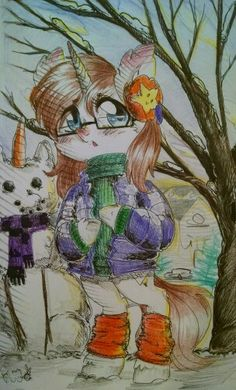 'Winter Triad' - Sketchbook Writer for by Rainbow Dynasty Chat Post, Art Rules, You Draw, My Little Pony, Art Boards, Oc, Writer, Give It To Me, Fan Art