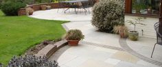 garden+indian+patios   Tumbled Indian Sandstone Patio Slabs and Flagstones   Nigel Belcher ...